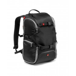 TRAVEL BACKPACK- SAC A DOS P/REFLEX + POCHE TREPIED - NOIR REF MB MA-BP-TRV